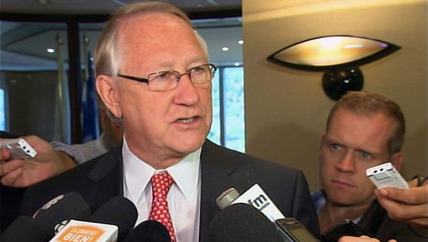 Some of Gérald Tremblay's councillors will be commenting on demands to see the Montreal mayor step down.