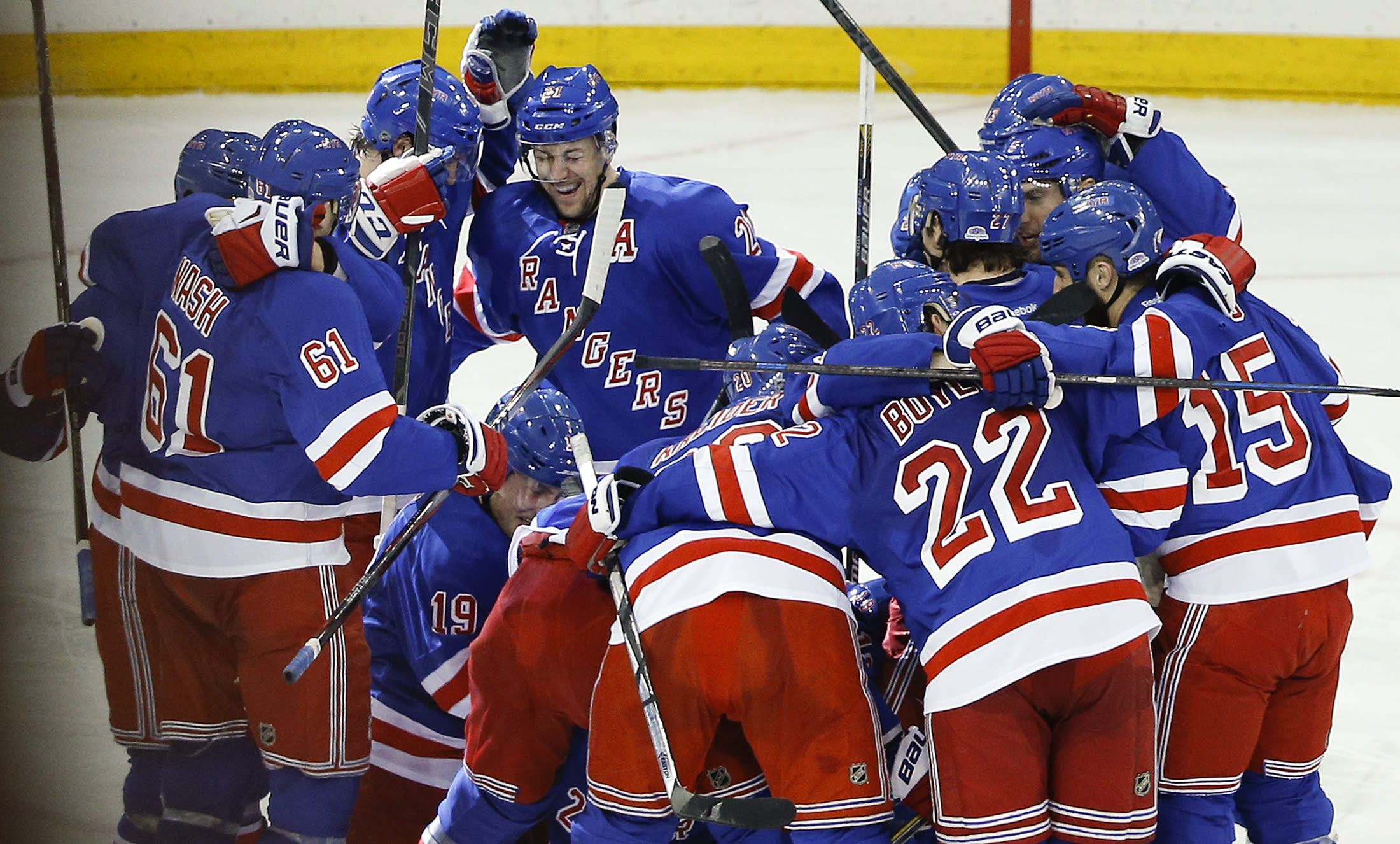 Rangers head to 2nd round, await Capitals or Islanders