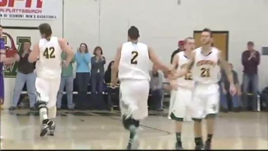 UVM Men excited to play at home