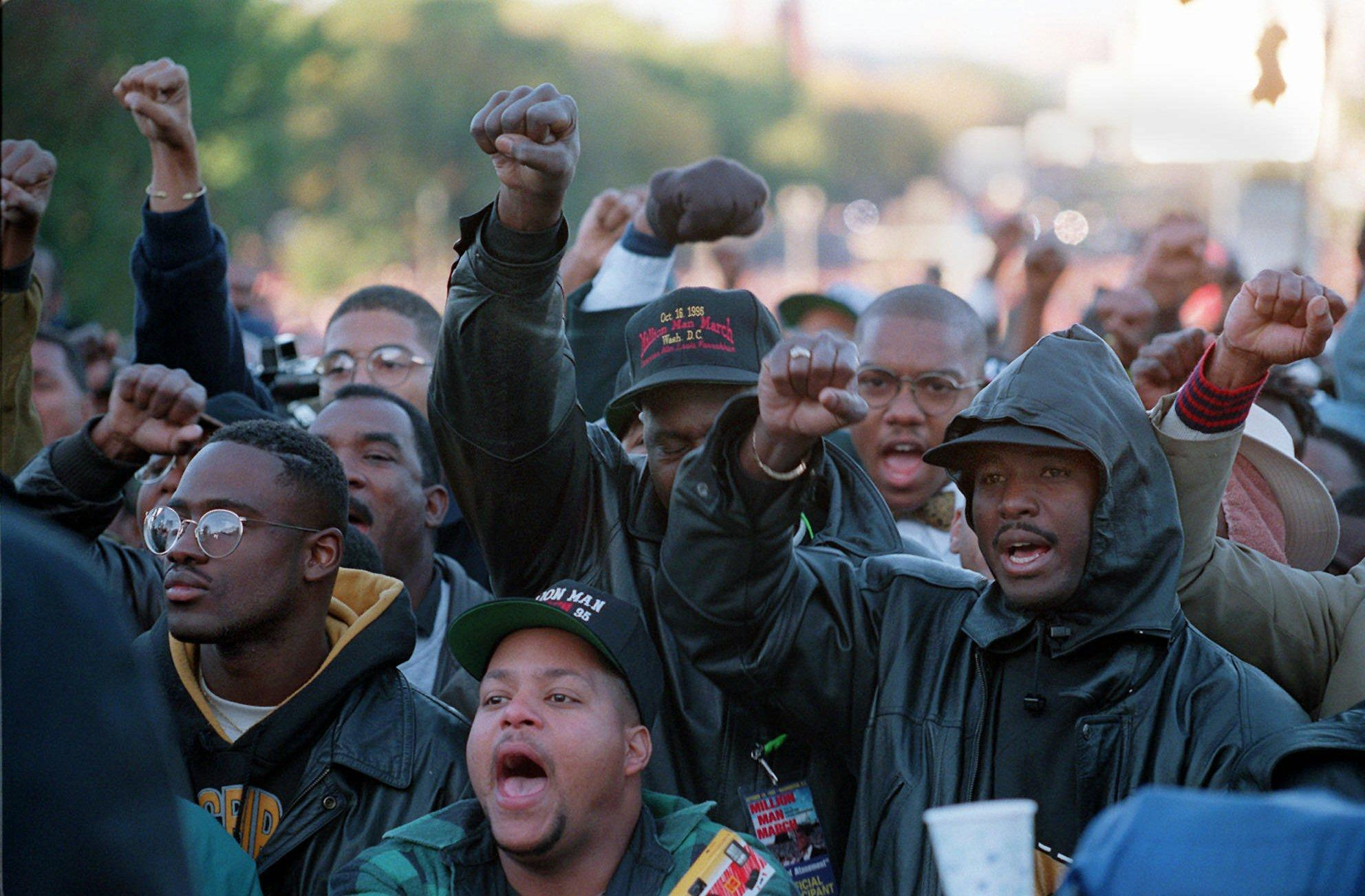Million Man March anniversary inspires memories