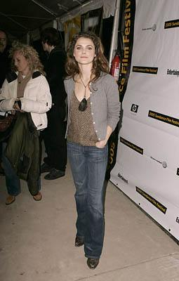Keri Russell The Upside of Anger premiere Sundance Film Festival - 1/22/2005