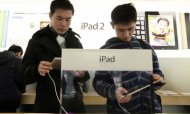Apple Settles iPad Trademark Case