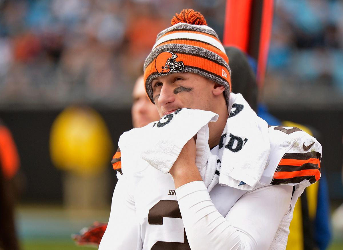 Johnny Manziel's family home burned down, and arson is suspected