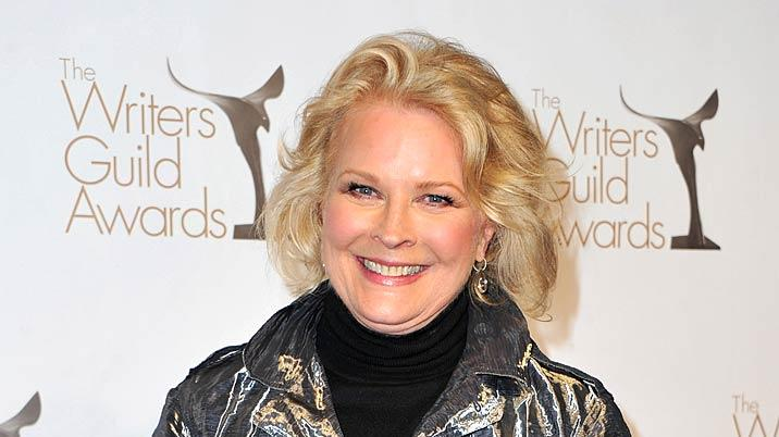 Candice Bergen Writers Guild