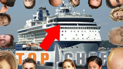 Top Chef: The Cruise Lives On; More Cricket Protein Bars