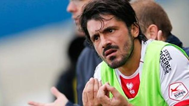 Gattuso linked with Palermo