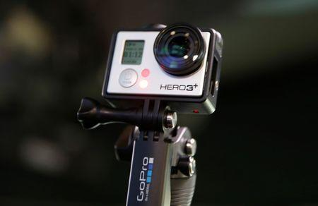 GoPro revenue plunges 47 percent, but beats estimates