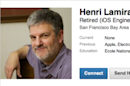 Apple's head of iOS engineering Henri Lamiraux has left the company