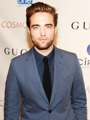 Robert Pattinson Parties with 'Fifty Shades' Author E.L. James