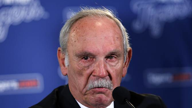 No obvious choice to replace Leyland in Detroit
