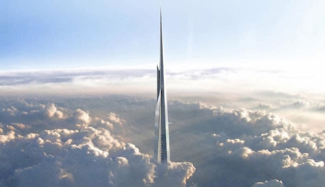 Is Plan for World's Tallest Tower Outgrowing Commercial Possibilities?
