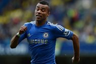 Chelsea's English defender Ashley Cole chases the ball during the English Premier League football match between Chelsea and Norwich City at Stamford Bridge in London. Chelsea manager Roberto Di Matteo confirmed disciplinary proceedings have been opened against Cole following the abusive comment he made about the Football Association on Twitter