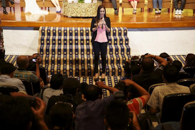 Indonesia Plays Host To Miss World 2013