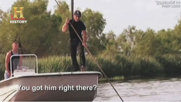 Swamp People 021313 Clip  …