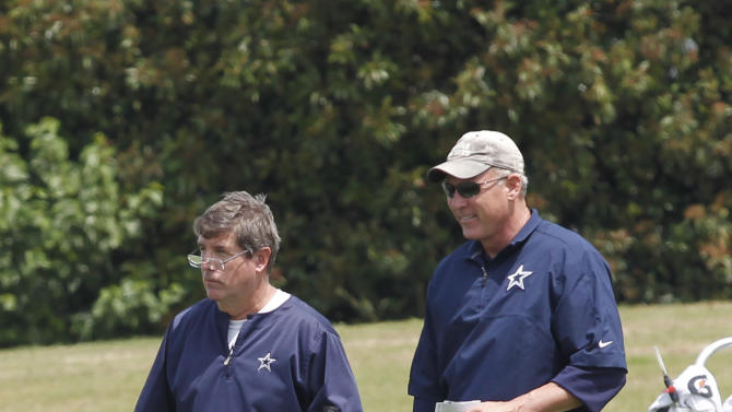 NFL: Dallas Cowboys-Rookie Minicamp