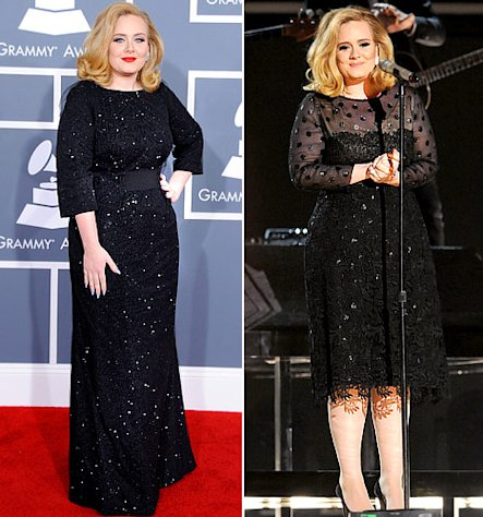 Which is Adele's Best Grammy Look?