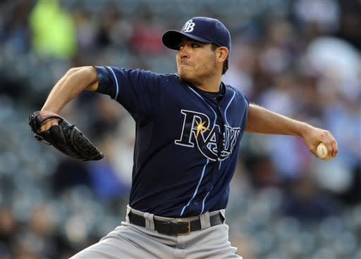 Longoria lifts Rays to 7-4 win over Rockies
