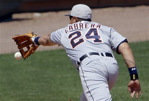 Tigers' Porcello effective in 6-3 win over Marlins