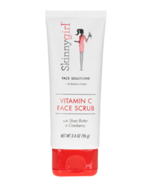 Skinnygirl Face Solutions Vitamin C Face Scrub