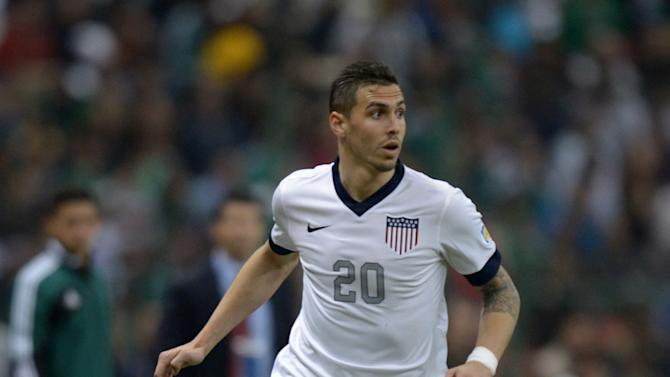 Soccer: World Cup Qualifier-USA at Mexico