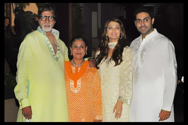 Amitabh and Jaya: Celebrate years of togetherness