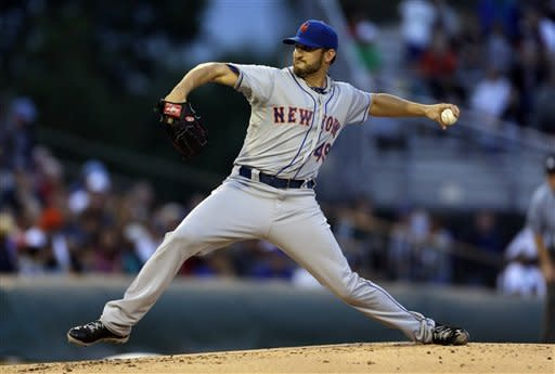 Nolasco pitches well in Marlins' 4-2 loss to Mets