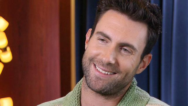 "Keeping up with Adam Levine's ""Overexposed"" lifestyle"