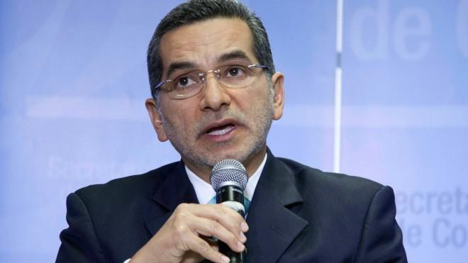 Ecuador's Secretary of Communications Fernando Alvarado sarcastically suggested the U.S. use the money to train government employees to respect human rights.
