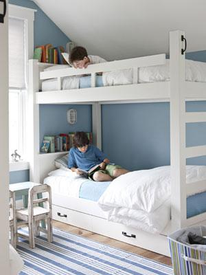 Bunk Bed Built-Ins