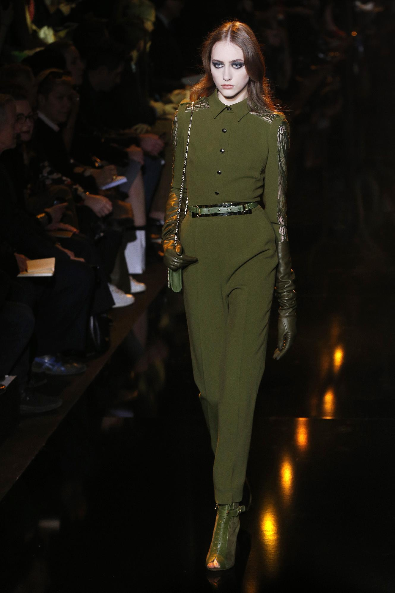 Retro, military and unisex style are the key looks to follow this fall