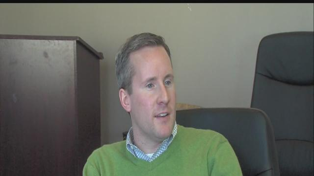 Indiana's new state Democratic chairman optimistic about regaining ground lost last November
