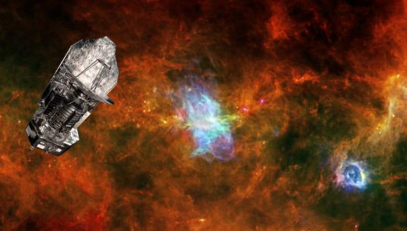 World's Largest Infrared Space Telescope Shuts Down Forever