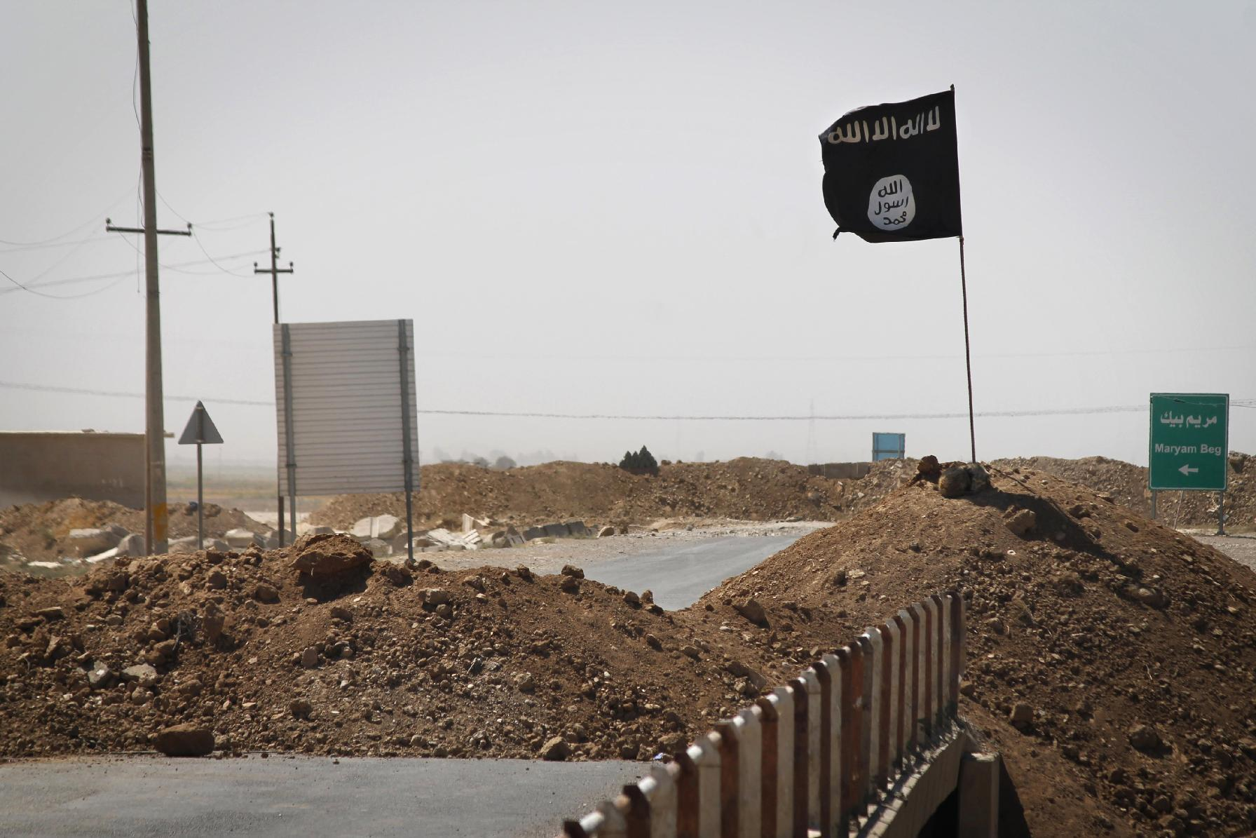 IS claims Iraq suicide bombing that killed 38