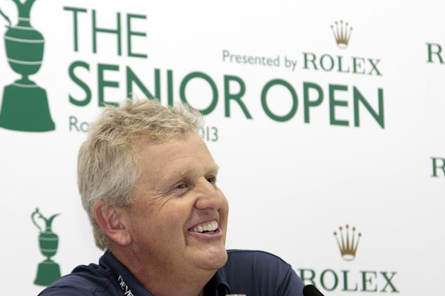The Senior Open Championship - Previews
