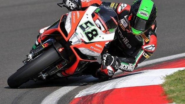 Imola WSBK: ?Struggling? Laverty not satisfied with second row start