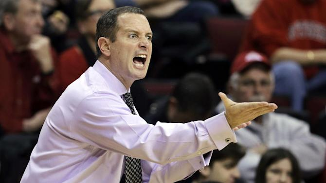For Rutgers, no hard feelings for ousted Mike Rice