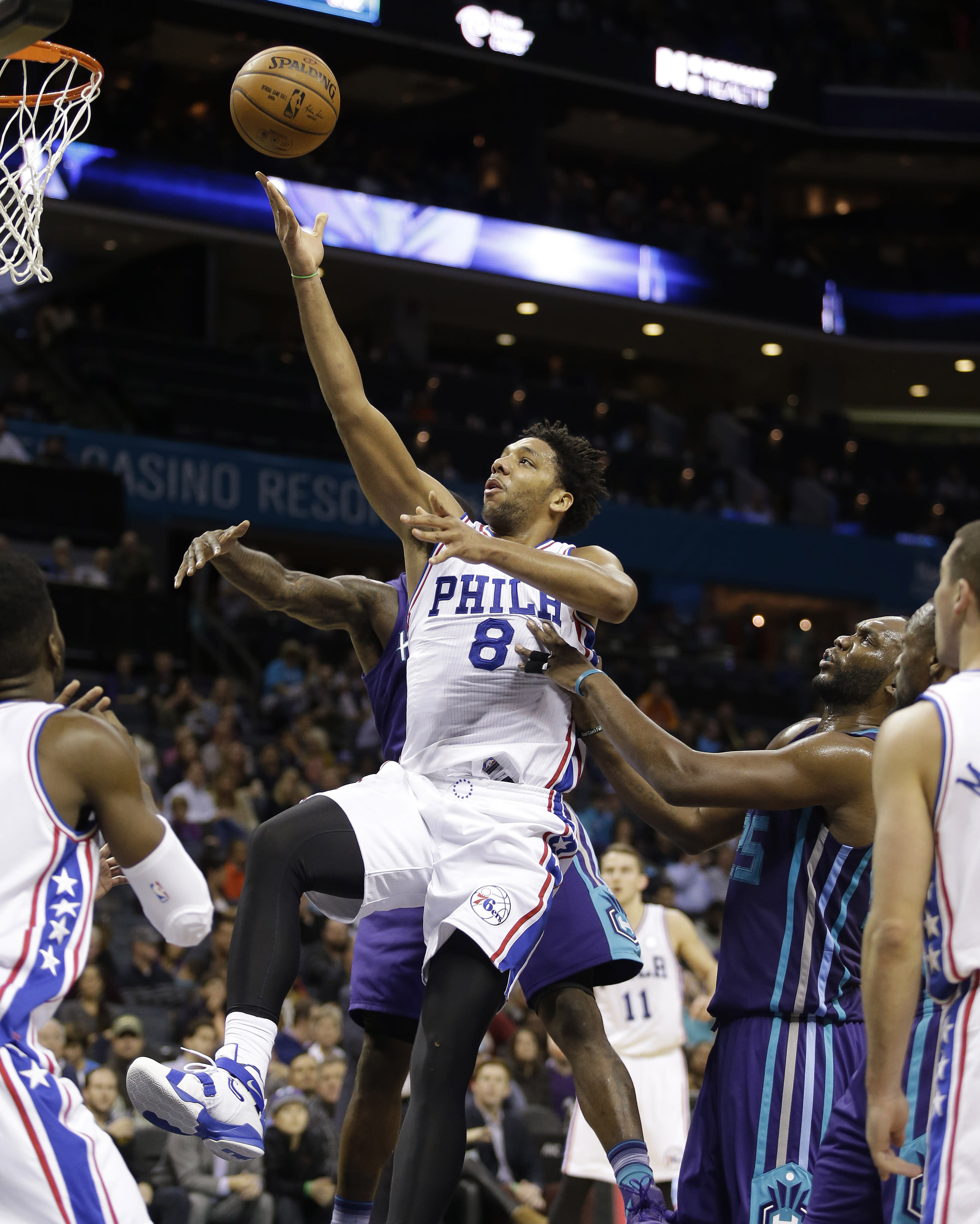 76ers center Okafor says Boston fight 'dumb on my part'