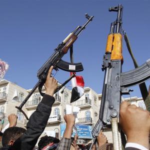 Yemen's Houthi Militant Leader Vows No Surrender
