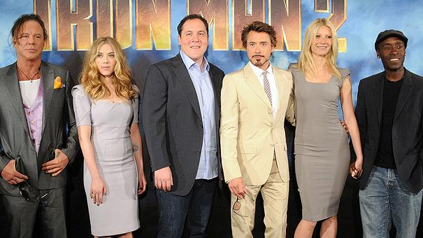 Iron Man 2 photocall thumb