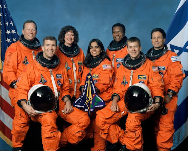 FILE PHOTO Space Shuttle Columbia Disaster Anniversary