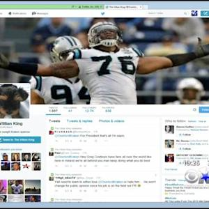 Dallas Cowboys React To Controversial Greg Hardy Tweet