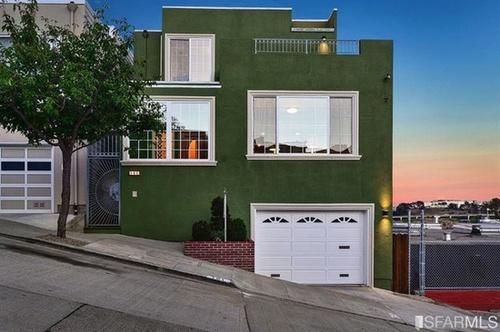 Bernal Heights Home Offers Space and Views for $1.299M