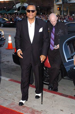 Billy Dee Williams at the LA premiere of 20th Century Fox's Star Wars: Episode III