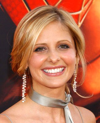 Sarah Michelle Gellar at the Los Angeles premiere of Columbia Pictures' Spider-Man 2