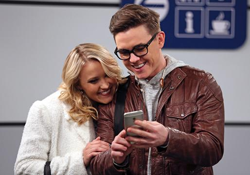 Young & Hungry's Jesse McCartney Previews Tense Season 2 Love Triangle