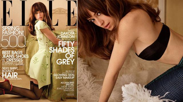 Dakota Johnson's '50 Shades' Secret