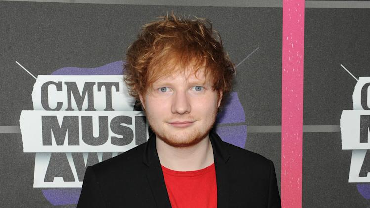 British singer Ed Sheeran now calls Nashville home