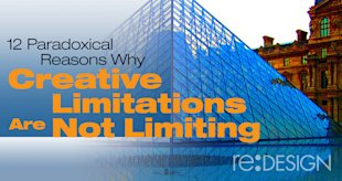 12 Paradoxical Reasons Why Creative Limitations Are Not Limiting image 3582187
