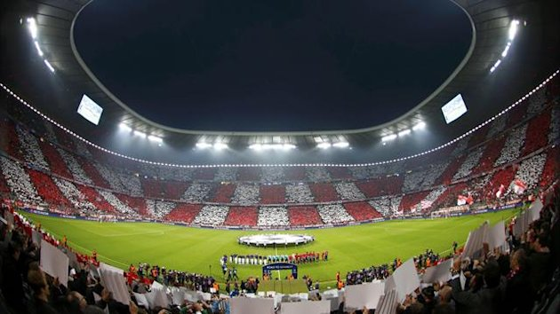 Allianz Arena / Bayern Munich - Barcelona