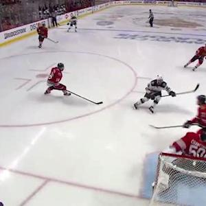 Zucker gets Wild on the board in 2nd period